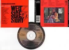 WEST SIDE STORY (CD BOF/OST) Elmer Bernstein 1965