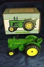ERTL John Deere Diecast Tractor 80th Anniversary Columbus Ohio In Box 1992