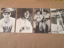 1974 TCMA League Leaders Postcard Set THE 40'S