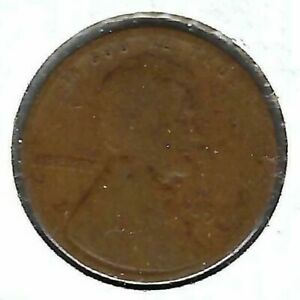 1911-D Denver Circulated Business Strike Copper One Cent Coin!