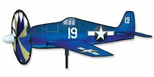 "Hellcat Airplane Wind Spinner Aircraft 19 1/2"" Fighter Plane Windspinner Premier"