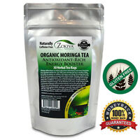 Moringa Tea 100% Pure (30 Bags) Organic All-Natural Energy Booster