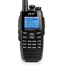GPS DigItal Dual Band Two Way Radio TYT DM-UVF10 DPMR VHF/UHF Ham Transceiver
