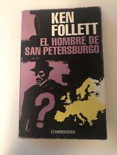El Hombre De San Petersburgo De Ken Follet