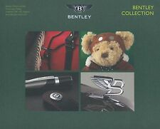 2012 BENTLEY COLLECTION PROSPEKT BROCHURE CATALOGUE ENGLISCH