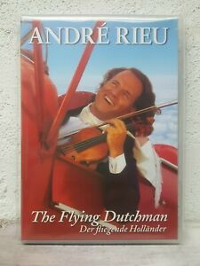André Rieu The Flying Dutchman DVD - ALL REGION PAL AUSTRALIAN RELEASE