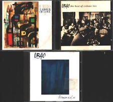 UB 40 CD Sammlung / 3 CD's