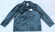 Men's  WINTER Leather Jacket - SIZE - L. TAG NO.111