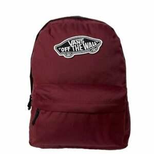 VANS Realm Backpack Pomegranate VN0A3UI6ZBS1 VANS Schoolbag