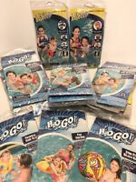 Huge Lot of Inflatable Swimmies Pool Toys Armbands Vest Ring Ball 22 Items