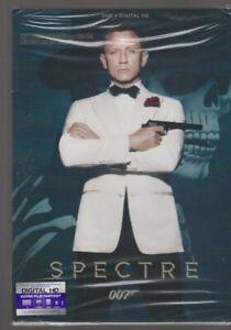 DVD SPECTRE 007 JAMES BOND Daniel Craig