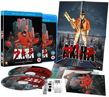 AKIRA COLLECTOR`S EDITION Blu-Ray NEUF