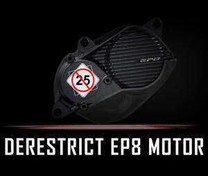 EP8 eBike Tuning, Shimano EP8 Unlock, Merida E160 Derestrict