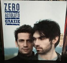 Zero Assoluto-Grazie Cd Single Promo Cardsleeve NM 2009 One Track