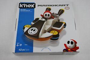 Nintendo K'NEX Mario Kart - Shy Guy Building Set Hover Craft - 42 Pieces #38820