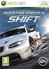 XBOX 360 NEED FOR SPEED SHIFT PAL FORMAT EXCELLENT CONDITION