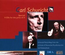 Carl Schuricht - Unissued Recordings From The Archives - CD