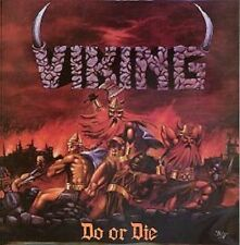 VIKING - Do or Die (NEW*LIMITED RERELEASE*US THRASH METAL CLASSIC)