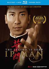 The Legend Is Born - Ip Man [Blu-ray/DVD Combo]