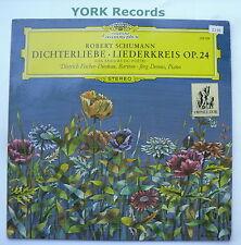 DG 139 109 - SCHUMANN - Dichterliebe / Liederkreis Op 24 FISCHER-DIESKAU - Ex LP
