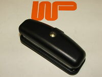 CLASSIC MINI - REAR NUMBER PLATE LAMP ASSEMBLY in BLACK PLASTIC - 83H335.