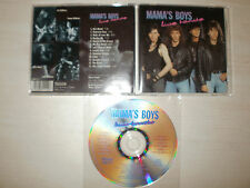 MAMA'S BOYS live tonite MHR AOR Hair Thin Lizzy NWOBHM rare hard to get
