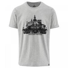 """BVB - T-Shirt Borussia Dortmund """"Skyline"""" grau T-Shirt BVB Graffiti Gr. M"""