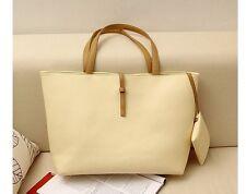 simple korean Fashion Women's PU Shoulder Bag Ladies Tote Bag Handbag purse