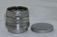 Nikon Nikkor H.C f2 5cm L39 LTM Screwmount Camera Lens for Tower / Leica