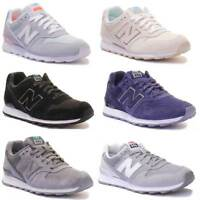 New Balance WR 996 Womens Blue Suede Trainer Size UK 3 - 8