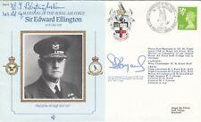 Cmd4 MRAF E Ellington Signed  Wlodzimierz Miksa 303 Sqn Polish Battle of Britain