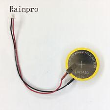 2 PCS/LOT batterie rechargeable ligne de soudage batterie LIR2450 2450 3.6V