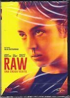 Dvd RAW - UNA CRUDA CRUDELE VERITA' nuovo 2017