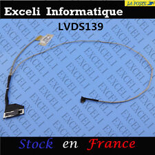 Original LCD LVDS VIDEO SCREEN CABLE for HP DDU96XLC010 Laptop 15.6'' YU