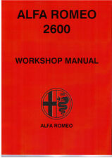 Alfa Romeo Spider Workshop Manuals Car Manuals And Literature EBay - Alfa romeo spider workshop manual