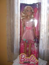 "Barbie best Fashion Friend 28"" doll NEW factory sealed 2015 free shipping"