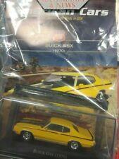 BUICK GSX 1970  AMERICAN CARS 19 1:43 DEAGOSTINI