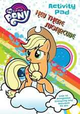 MY LITTLE PONY ACTIVITY PAD COLOUR COLOURING BOOK PUZZLE PARTY TRAVEL MYACP