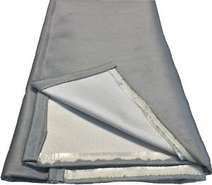 Schweisserdecken Spritzerschutzdecke Schweißerdecke 2 x 3 m Alufix 550°C welding