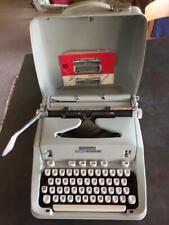 Vintage Hermes 3000 Typewriter with Case