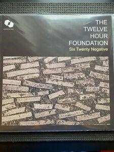 THE TWELVE HOUR FOUNDATION Six Twenty Negative CiS065 coloured Vinyl LP