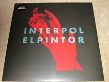 INTERPOL - EL PINTOR - NEW - LP RECORD