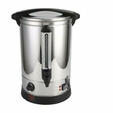 More details for 20l stainless steel electric hot water boiler catering urn