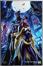 Detective Comics #1027 J Scott Campbell Batman & Batgirl Variant (Dc, 2020) Nm