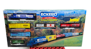 Eckerd Savings Express HO Scale Train Set Complete IHC 327 NIB w/COA Brand New