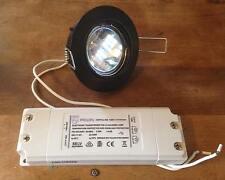 Max Franke 12V Einbauleuchten LED oder Halogen NV inkl. Philips Certaline 105W