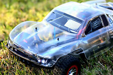 Traxxas Truck Car Body Unpainted 1/10 Slash 4x4 VXL Slayer Shell Cover Baja 6811