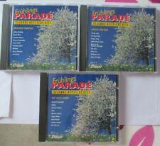 CD Schlager Frühlingsparade 3 CDs 25 Jahre Deutsche Hits - Interpreten s. Foto