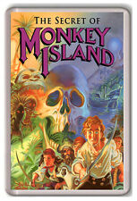 THE SECRET OF MONKEY ISLAND PC FRIDGE MAGNET IMAN NEVERA