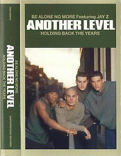 ANOTHER LEVEL feat. JAY Z  ALONE HOLDING BACK CASSETTE SINGLE Hip Hop RnB/Swing